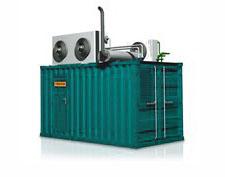 Мини–ТЭЦ на биогазе
