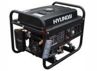 Бензиновые генераторы Hyundai