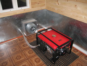 Дизельные электрогенераторы для дома