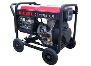 Как выбрать портативный дизельный генератор