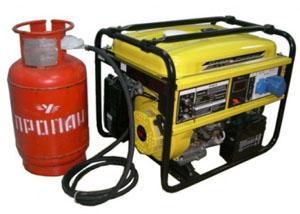 сфера применения газовых генераторов