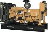 генераторы Caterpillar работающие на солярке