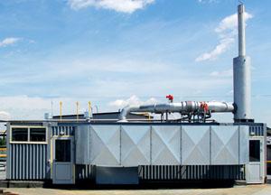 газовые мини-ТЭЦ фото