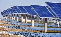одни из крупнейших солнечных электростанций в России
