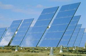 Автономная солнечная электростанция портативная