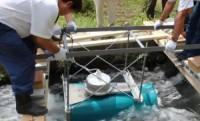 Из чего состоит водяная электростанция?