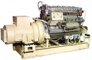 Все о судовых дизель генераторах